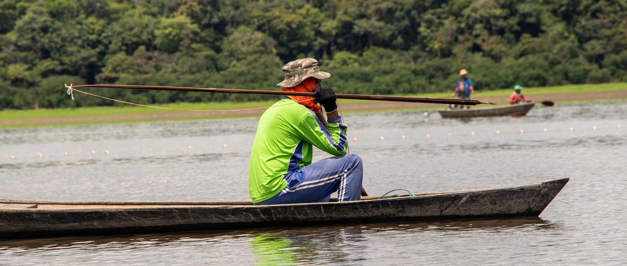 Instituto Mamirauá realiza curso para controle de qualidade do pescado da Amazônia