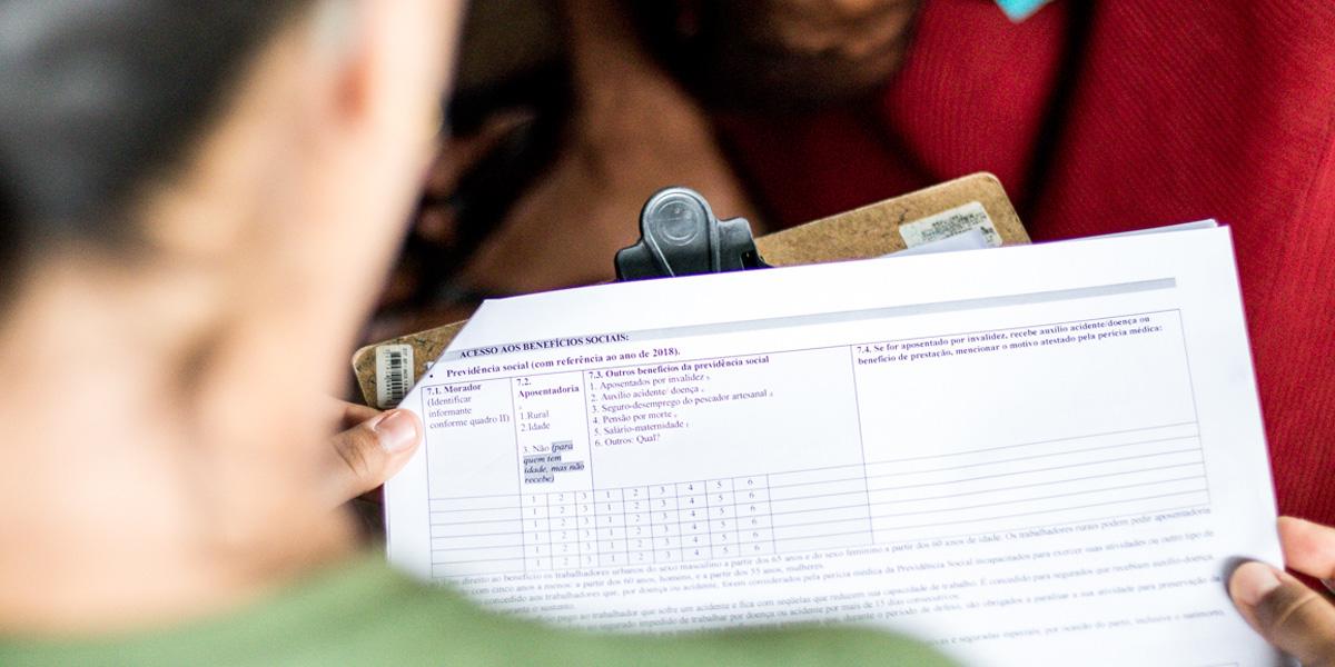 Matéria multimídia: Pesquisadores realizam censo demográfico e socioeconômico da Reserva Mamirauá