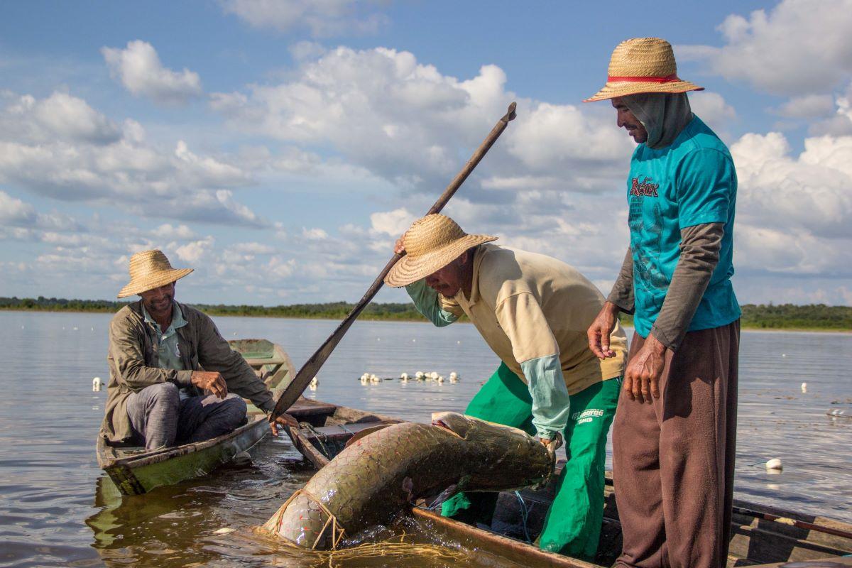 Programa de Manejo de Pesca promove curso de gestão compartilhada dos recursos pesqueiros