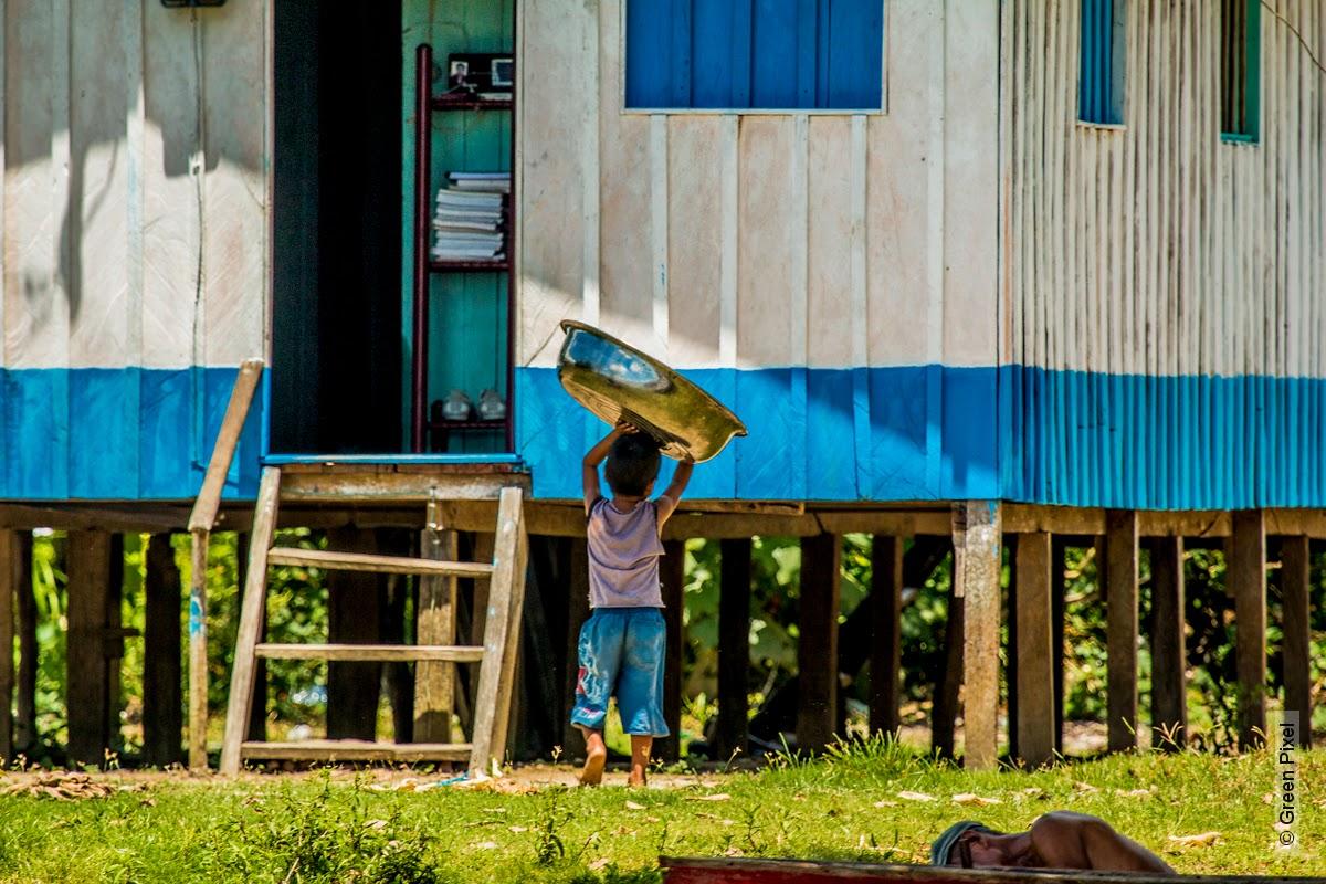 Especialistas emitem nota técnica abordando potenciais impactos da covid-19 nos povos tradicionais da Amazônia Central