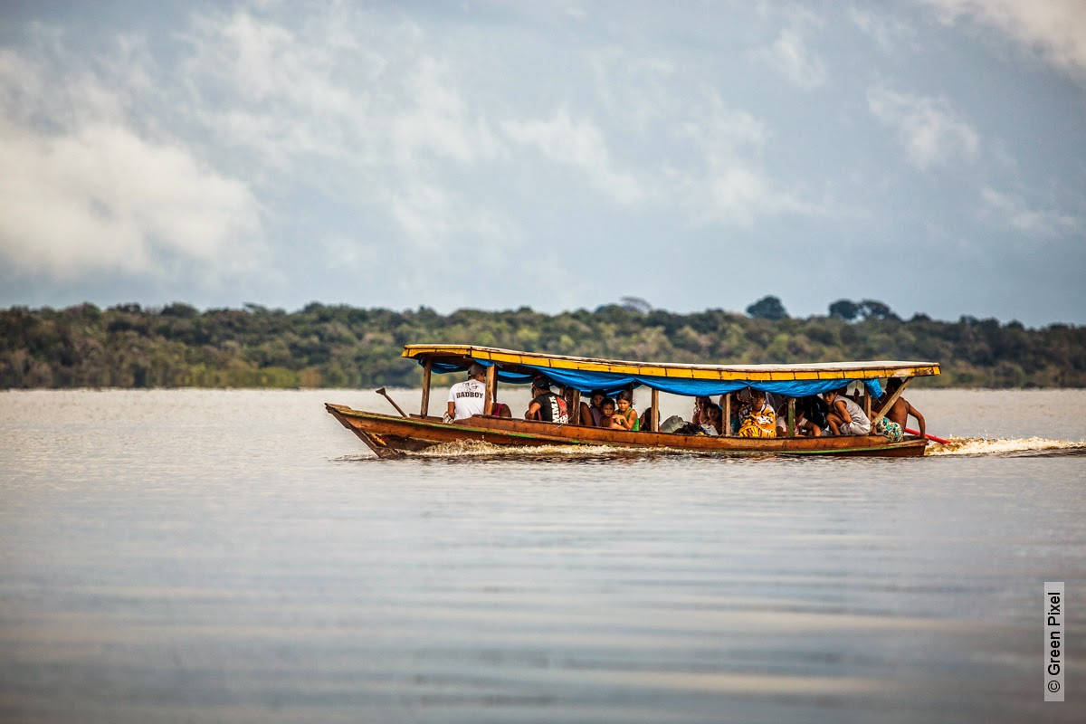 Estudo avalia impacto de medidas de distanciamento social sobre populações rurais do Amazonas