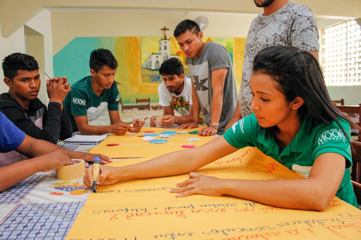 Jovens lideranças ribeirinhas da Amazônia criam Rede de Gestores Comunitários