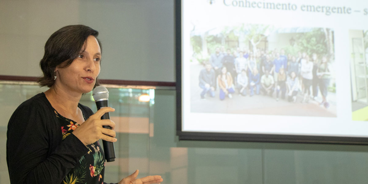 Centro de Síntese é apresentado no Instituto Mamirauá